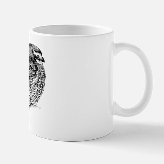 Bob White Quail Mug