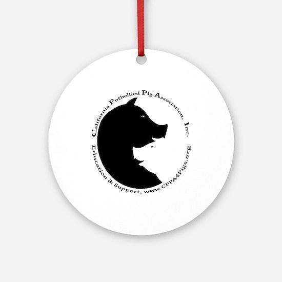 California Potbellied Pig Association Ying Yang Lo