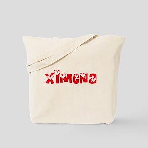Ximena Love Design Tote Bag