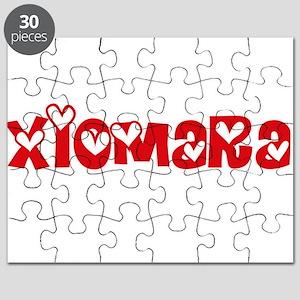 Xiomara Love Design Puzzle