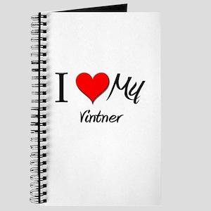 I Heart My Vintner Journal