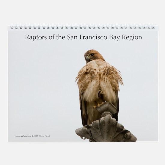 Raptor Calendar #2