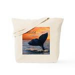 WHALE DREAMS Tote Bag