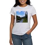 Scenic Eel River Women's T-Shirt
