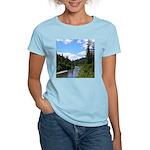 Scenic Eel River Women's Light T-Shirt