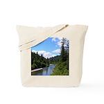 Scenic Eel River Tote Bag