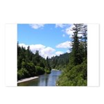 Scenic Eel River Postcards (Package of 8)