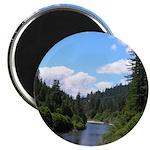 Scenic Eel River Magnet