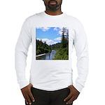 Scenic Eel River Long Sleeve T-Shirt