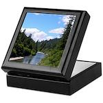 Scenic Eel River Keepsake Box