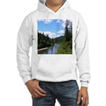 Scenic Eel River Hooded Sweatshirt