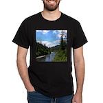Scenic Eel River Dark T-Shirt