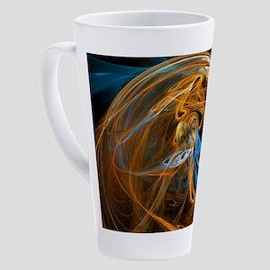 Warrior Queen 17 oz Latte Mug