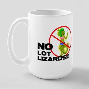 no lizards for dad Mugs