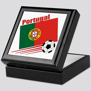Portugal Soccer Team Keepsake Box