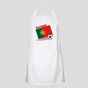 Portugal Soccer Team BBQ Apron