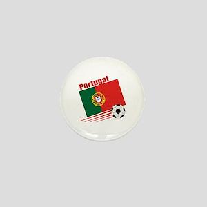 Portugal Soccer Team Mini Button (100 pack)