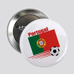 "Portugal Soccer Team 2.25"" Button (10 pack)"