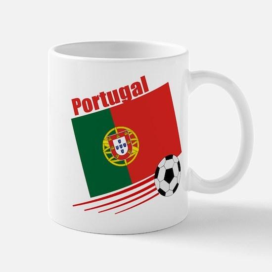 Portugal Soccer Team Mug
