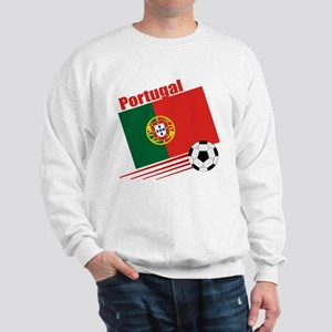 Portugal Soccer Team Sweatshirt