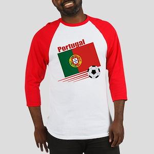 Portugal Soccer Team Baseball Jersey
