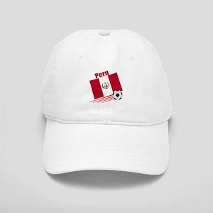 Peru Soccer Team Cap