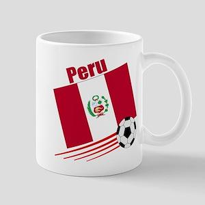 Peru Soccer Team Mug