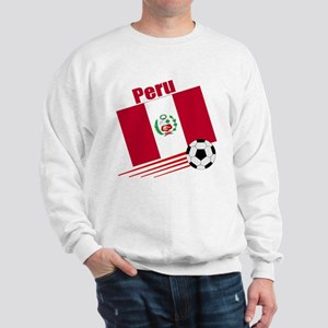 Peru Soccer Team Sweatshirt