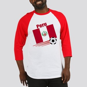 Peru Soccer Team Baseball Jersey