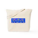 Put-In-Bay Sunset Tote Bag