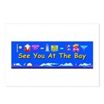 Put-In-Bay Sunset Postcards (Package of 8)