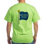 Island T-Shirt Green T-Shirt