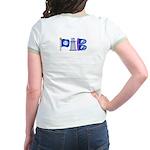 Island T-Shirt Jr. Ringer T-Shirt