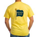 Island T-Shirt Yellow T-Shirt