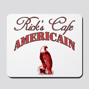 Rick's Cafe American Mousepad