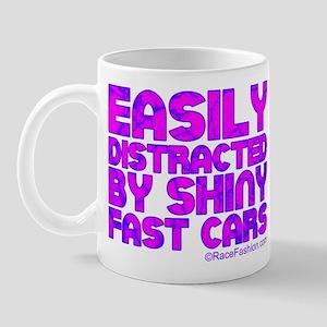 Distracted 1 Mug