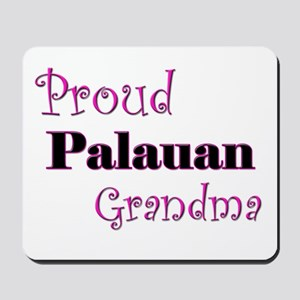 Proud Palauan Grandma Mousepad