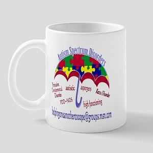AUTISM Spectrum Umbrella Mug