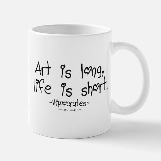 Art & Life Mug