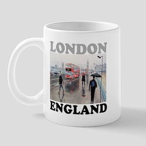 England gift Mug