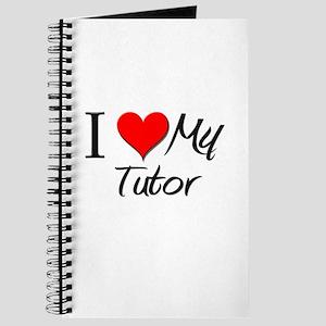 I Heart My Tutor Journal