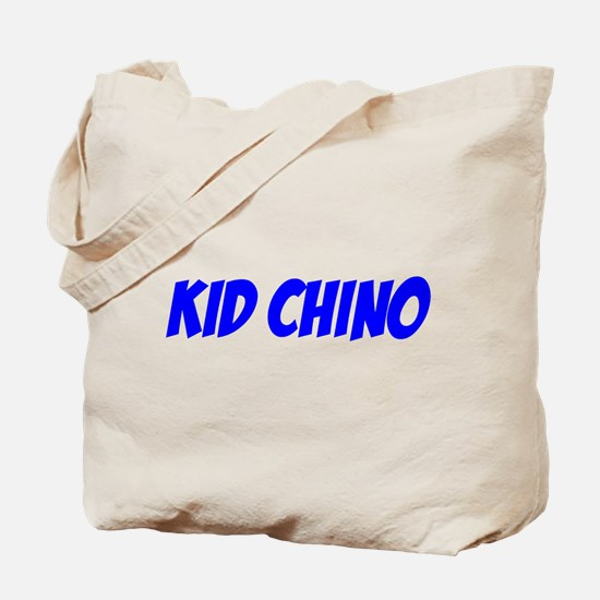 """Kid Chino"" Tote Bag"
