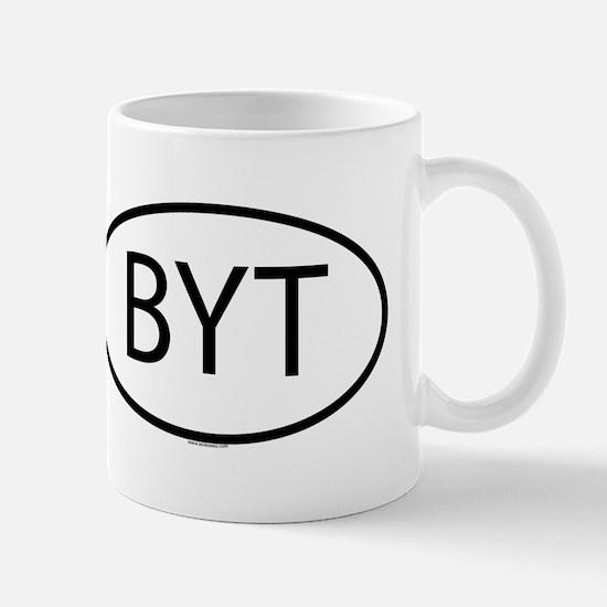 BYT Mug