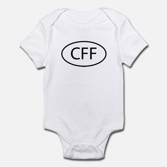 CFF Infant Bodysuit
