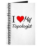 I Heart My Topologist Journal
