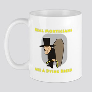 Mortician Shirts and Gifts Mug