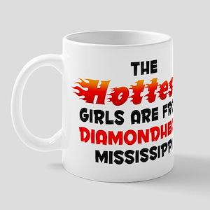 Hot Girls: Diamondhead, MS Mug