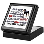 Killer Bathtubs Keepsake Box