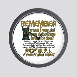 Remember when? Wall Clock