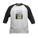The MHE Research Foundation Kids Baseball Jersey